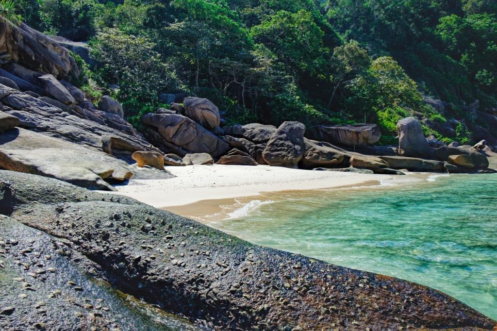 Лучшие места в Таиланде для отдыха