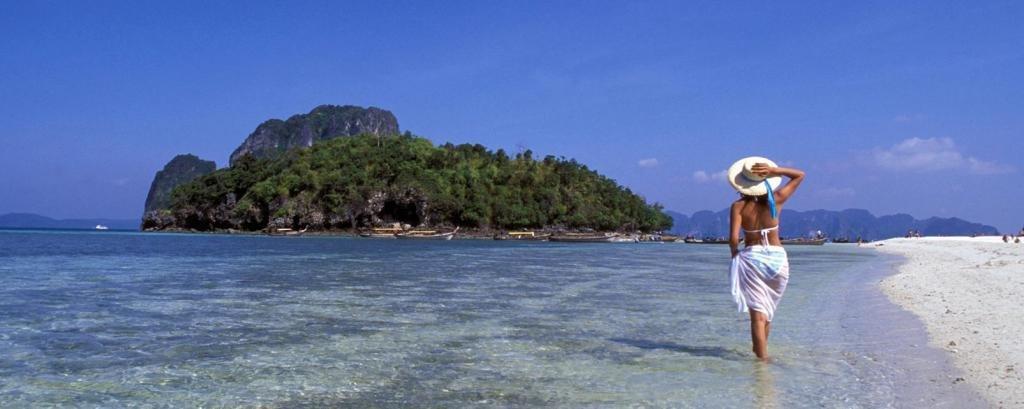 Таиланд - где лучше отдыхать в январе