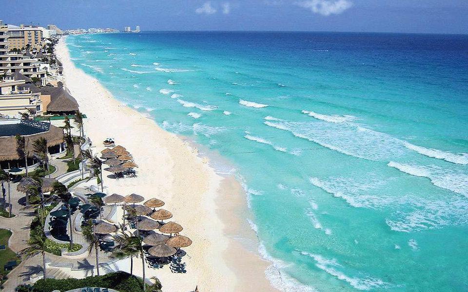 мексика пляж