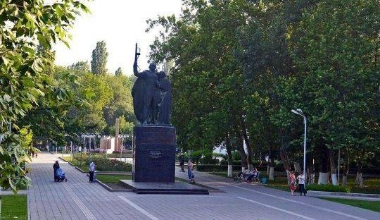 Парк имени Ленинского Комсомола