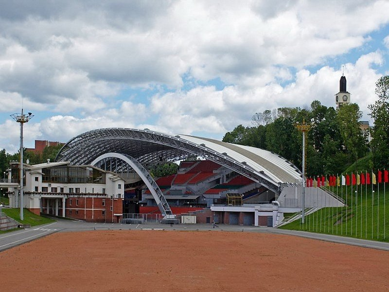 Амфитеатр в Витебске