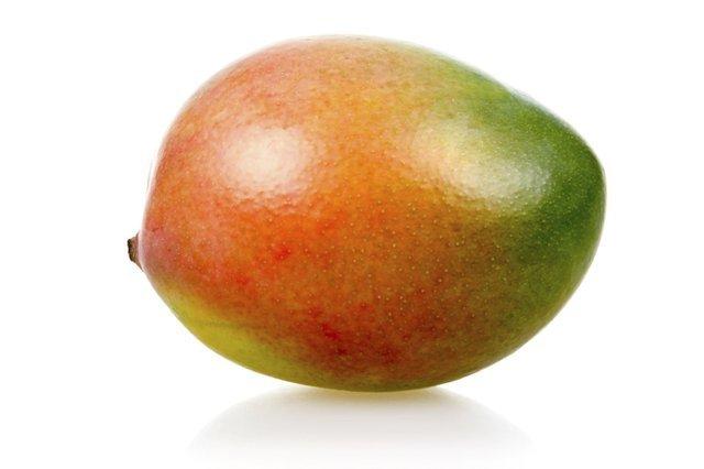 Признаки спелого манго