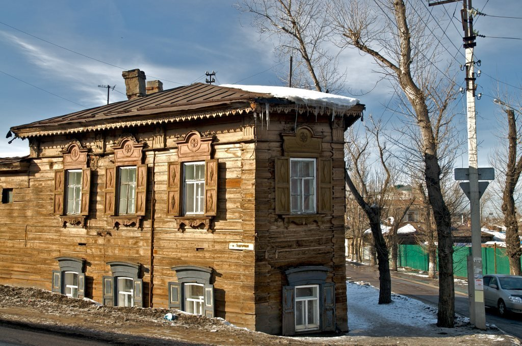 дома в иркутске