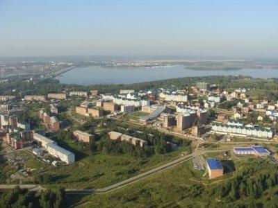 Иркутск: где находится, что собой представляет