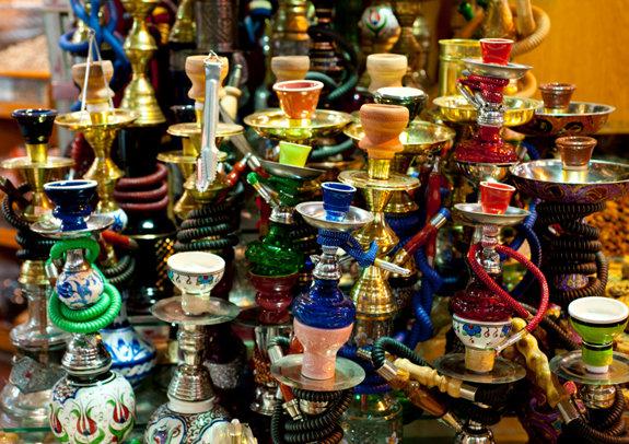 Кальяны из Турции