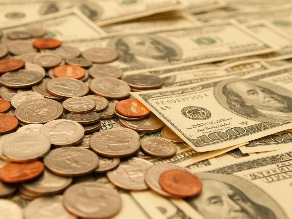 Бумажные банкноты и монеты