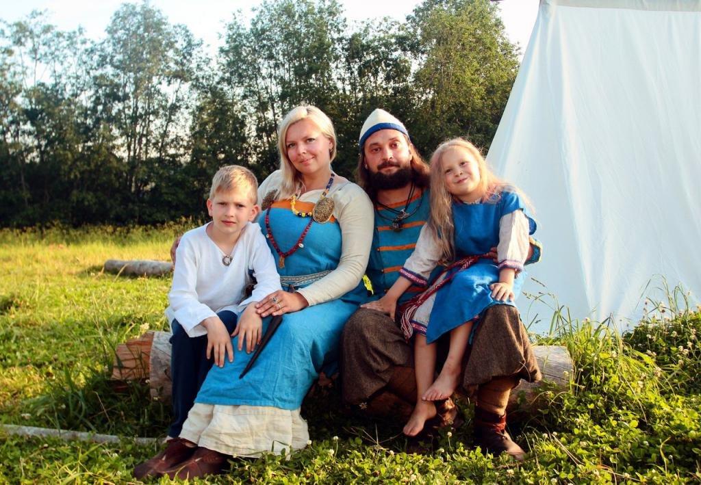В Карелию с детьми