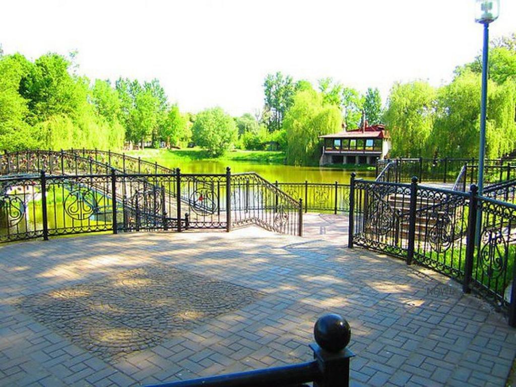 Парк в Бресте