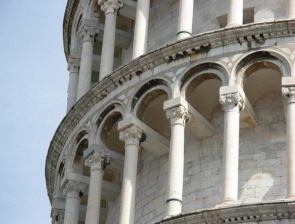 Сколько лет пизанской башни