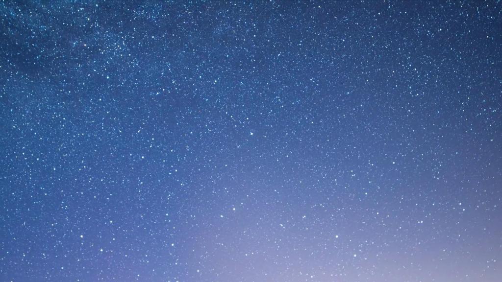 звезды на небо