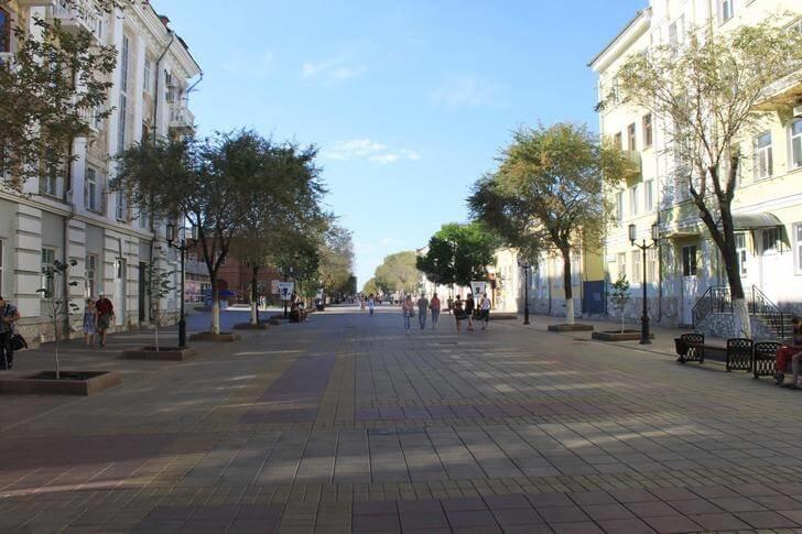 оренбургская улица картинка тарелки это