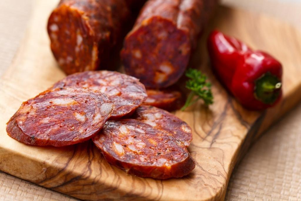 Испанская колбаса