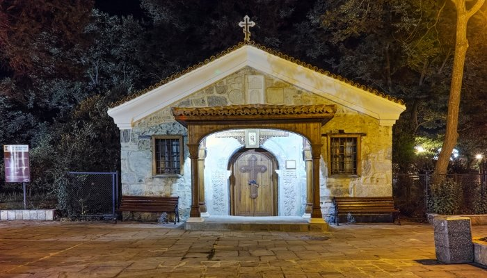 Церковь в Созополе