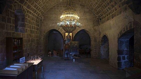 Монастырь в Айя Напа