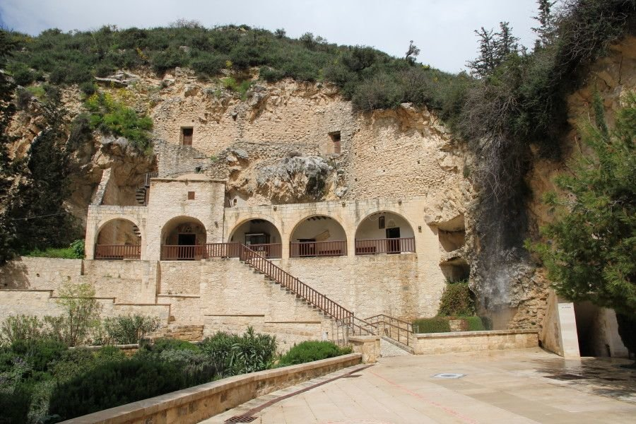 Монастырь святого Неофита