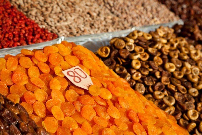 сухофрукты из марокко