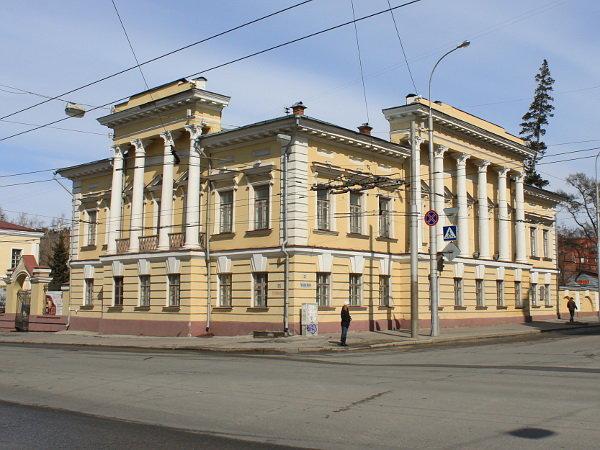 Музеи Томска