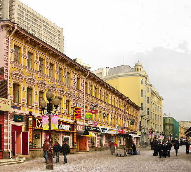 Московский Арбат