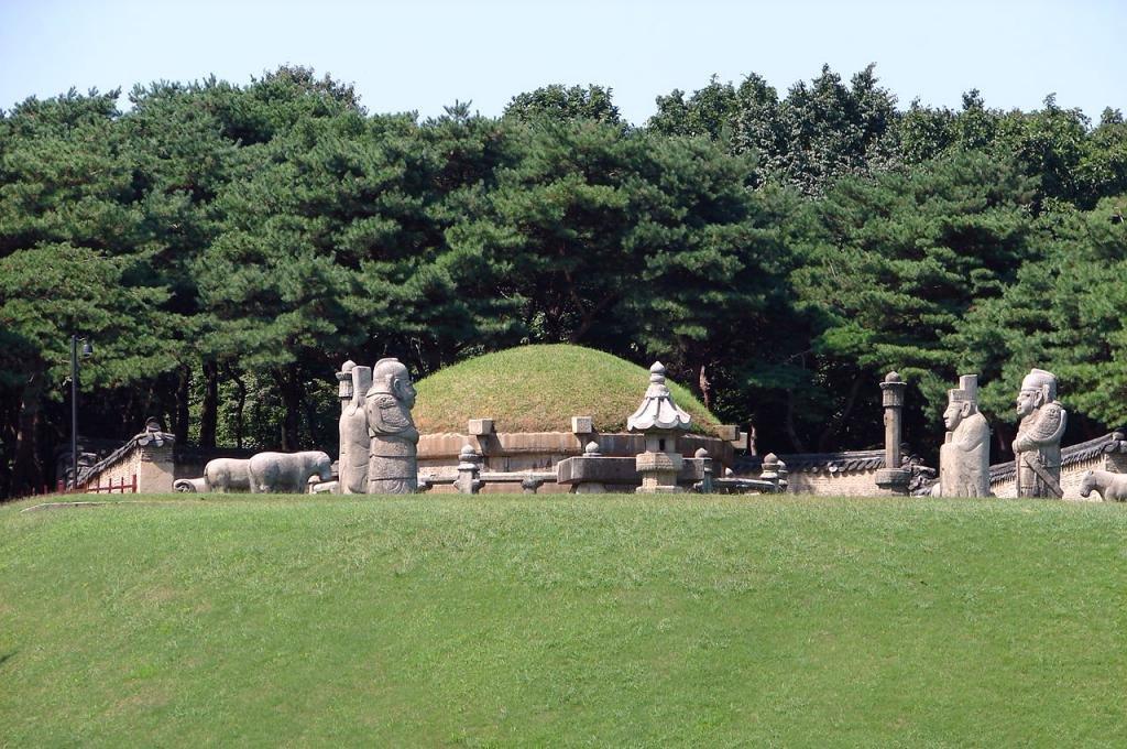 Гробницы правителей Чосон