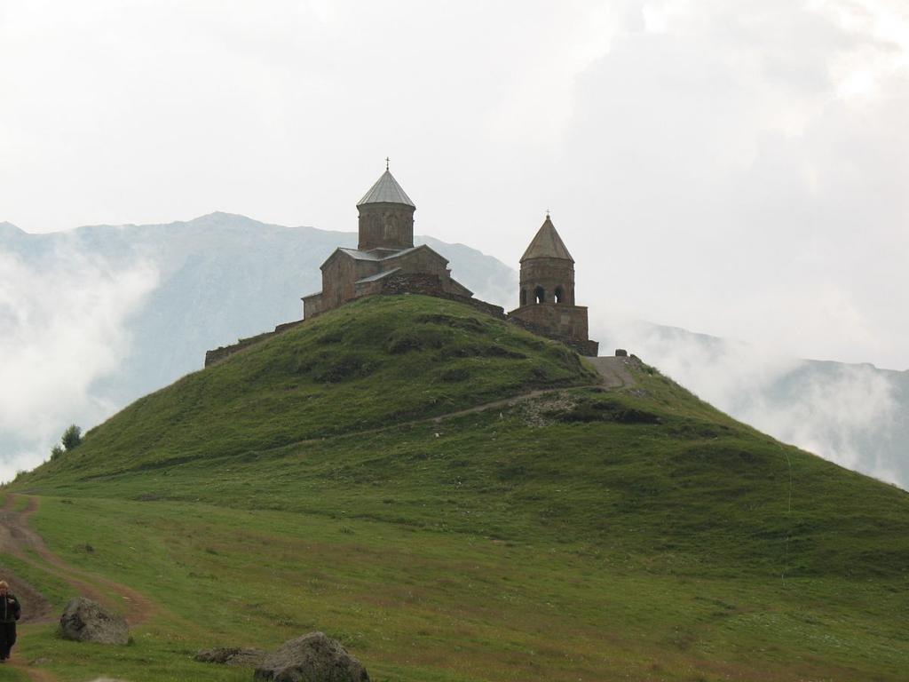 Холмы Грузии