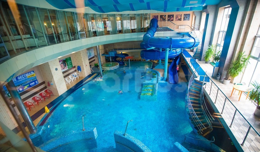 аквапарк в Хабаровске
