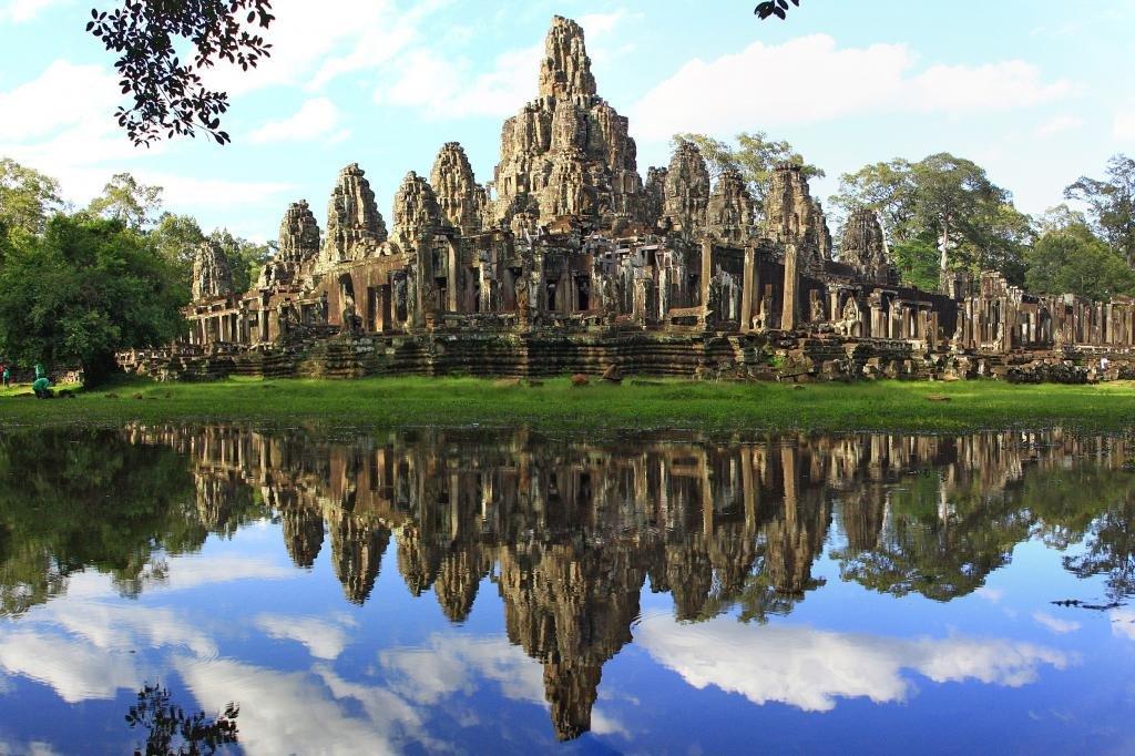 отдых в Камбоджа