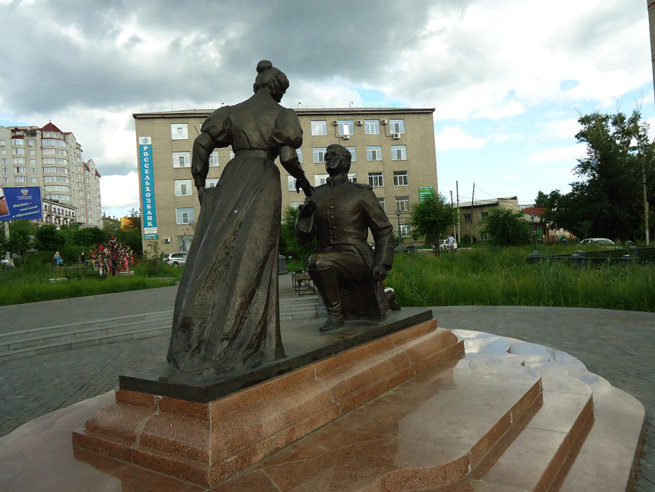 Памятник «Любви и верности»