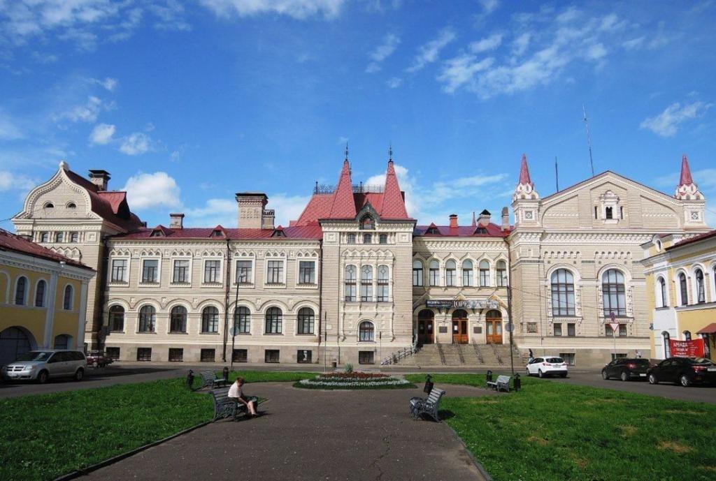 Рыбинский государственный музей-заповедник
