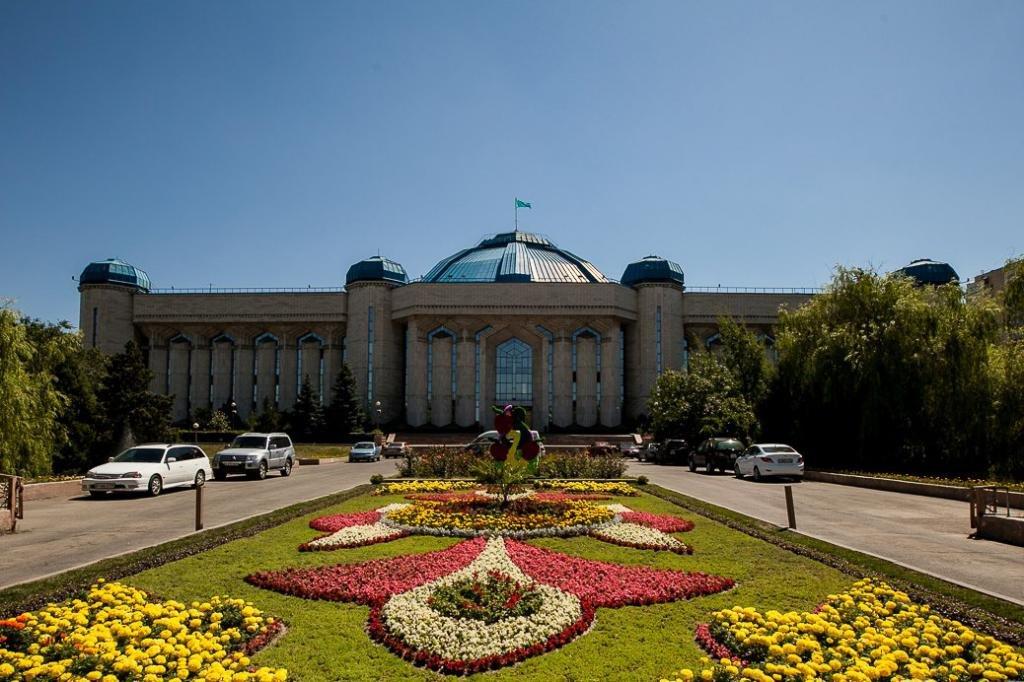 Алматы, Центральный государственный музей