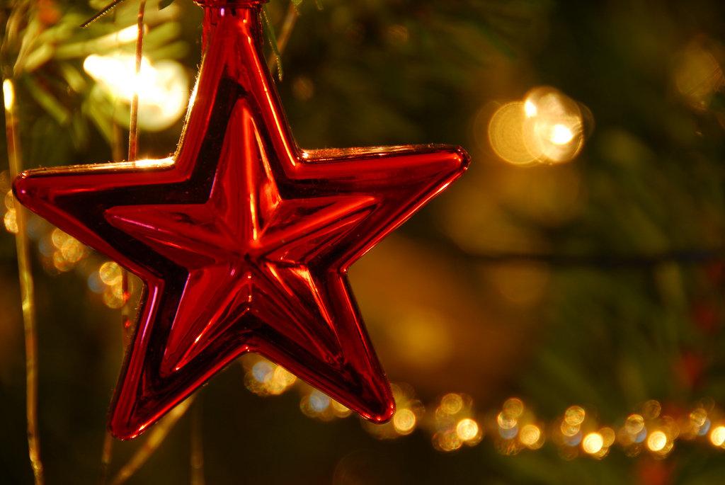 Рождественская звезда.