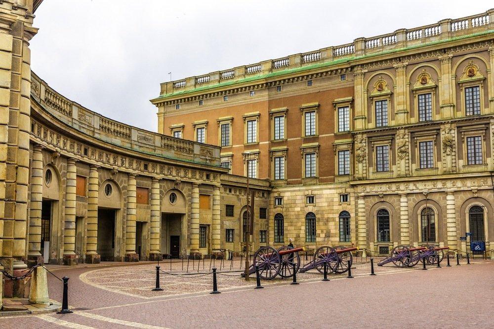 Королевский дворец (Kungliga slottet)