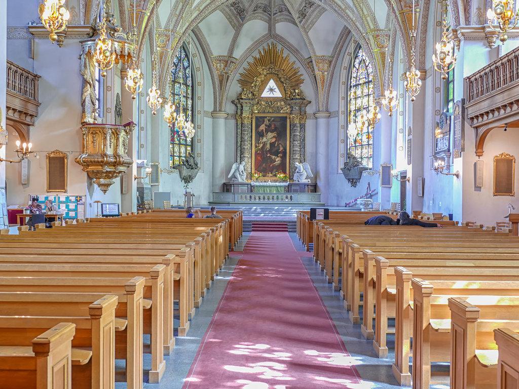 Церковь Святой Клары (Klara kyrka)