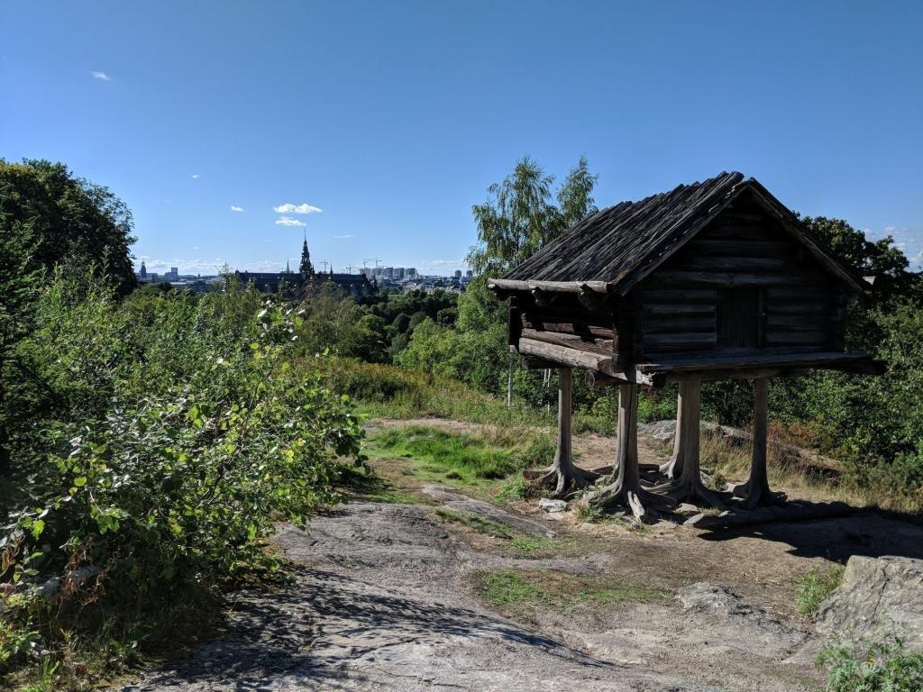 Музей под открытым небом «Скансен»