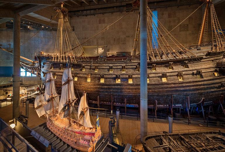 Музей-корабль «Васа» (Vasa Museet)