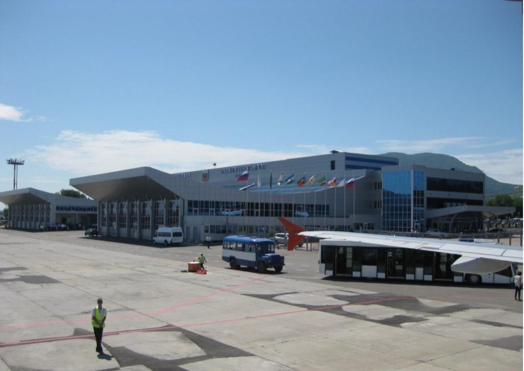Международный аэропорт на Кавказе