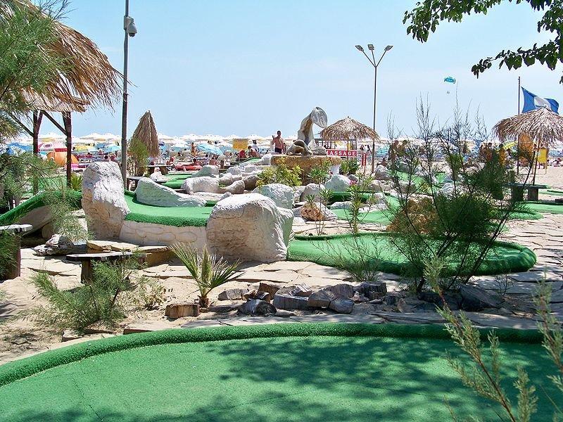 солнечный берег болгария развлечения
