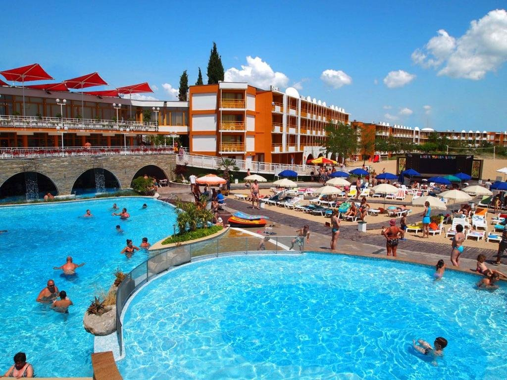 курорт солнечный берег болгария
