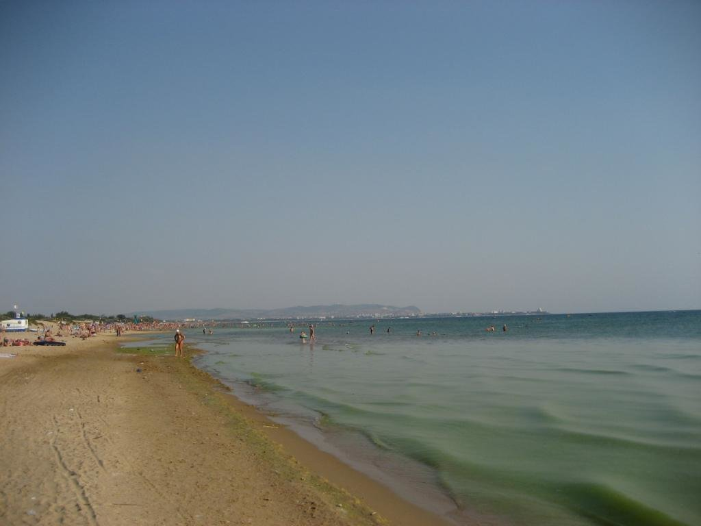 вода в море анапа