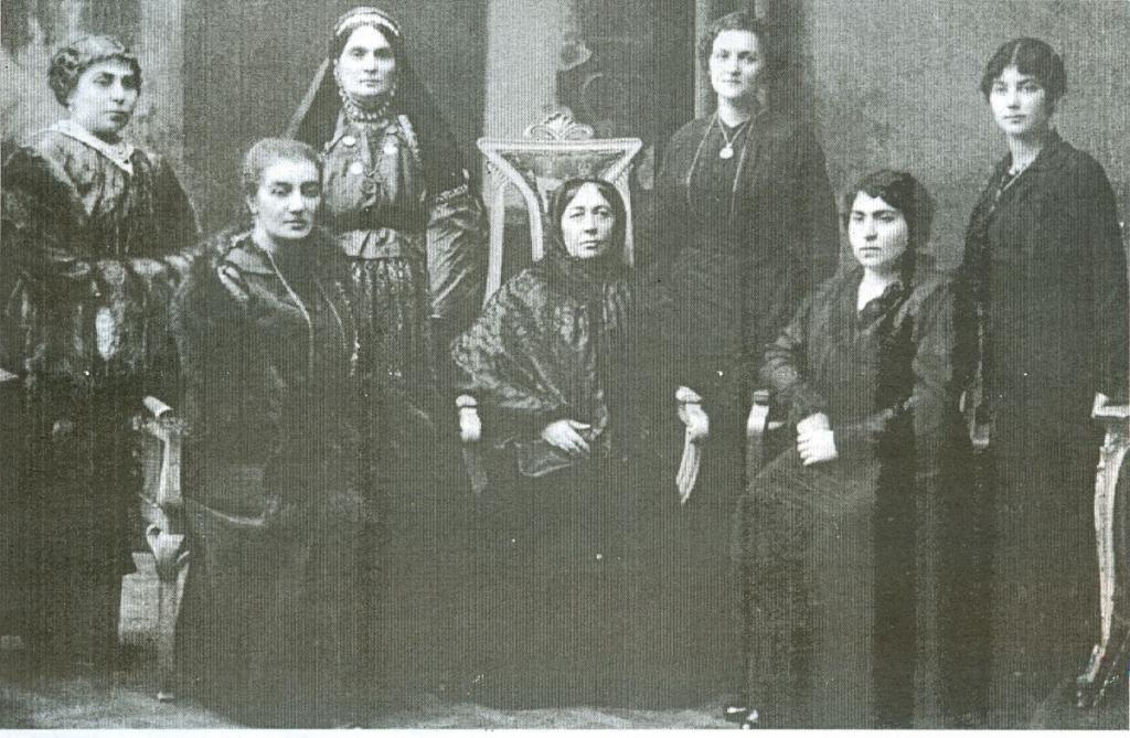 Грузинские азербайджанцы.