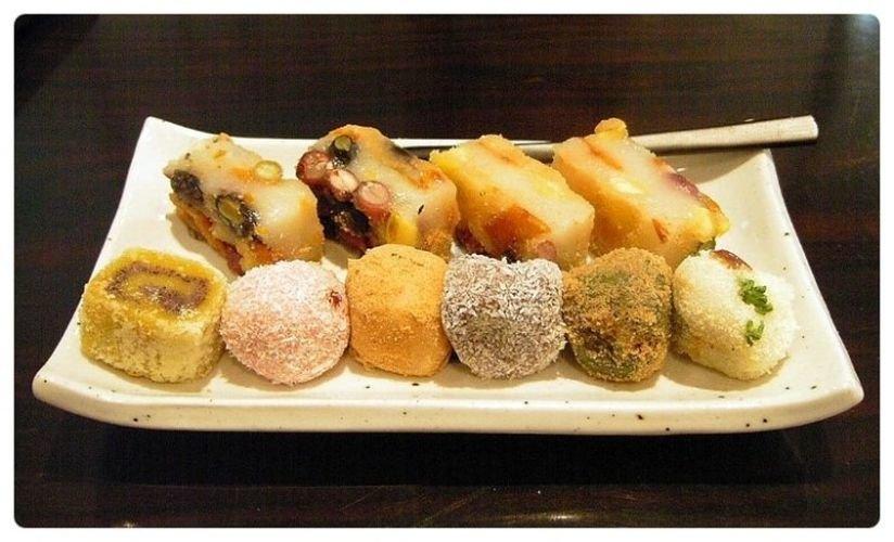 корейские сладости