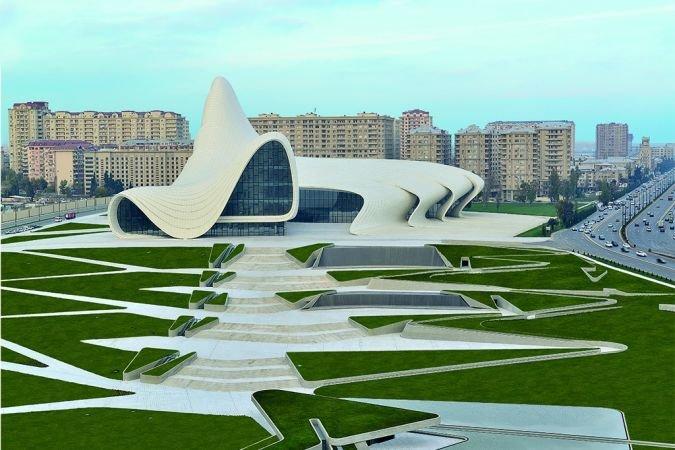 Культурный центр имени Гейдара Алиева