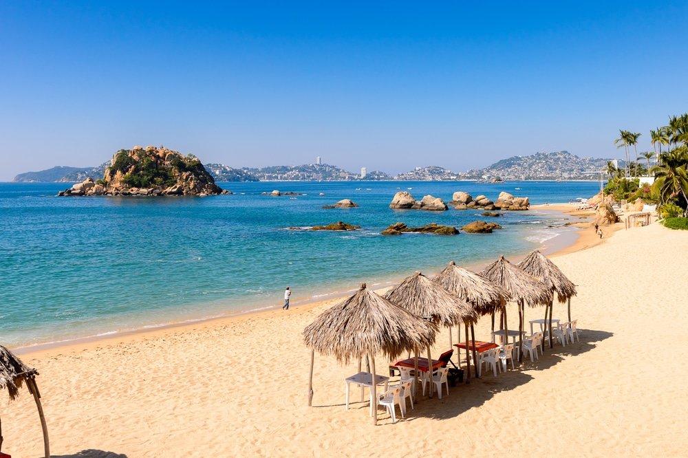 Курорт Акапулько