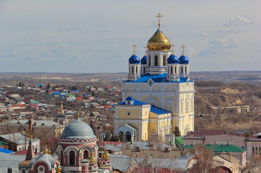 Елец Вознесенский собор