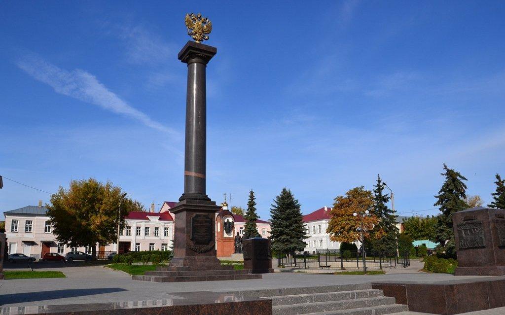 Елец город воинской славы