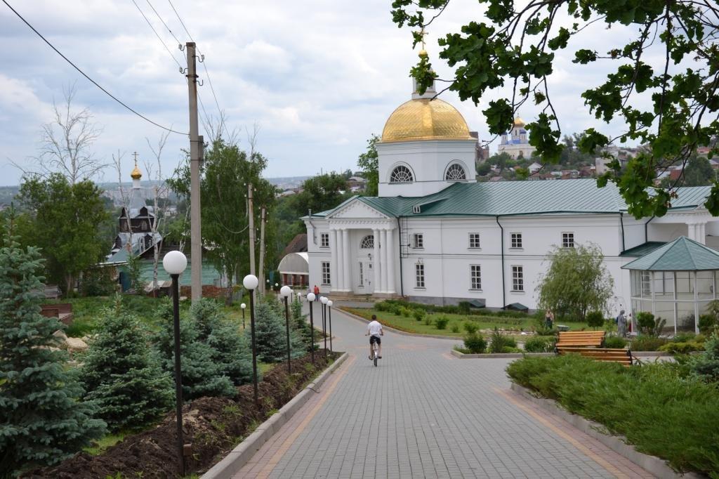 Елец Знаменский монастырь