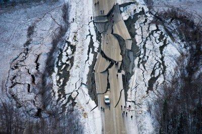 Что такое землетрясение, из-за чего происходит?