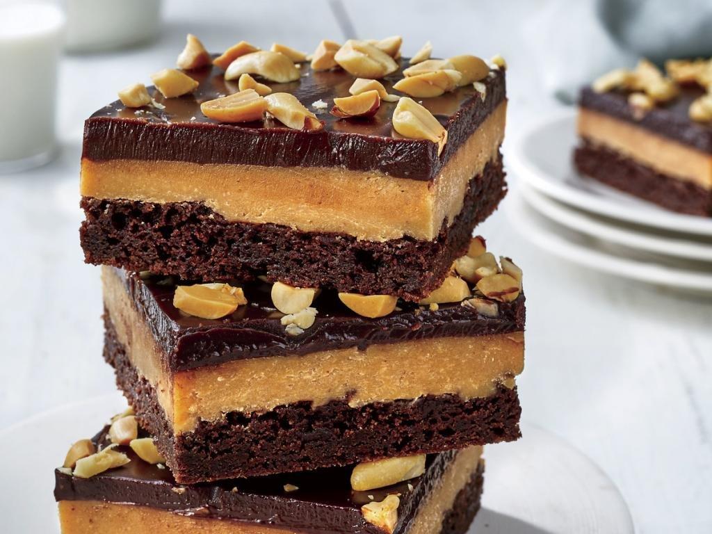 десерт с арахисом