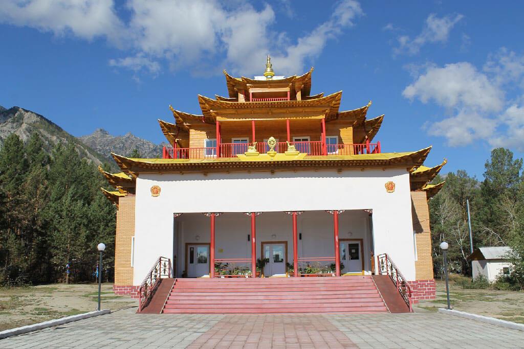 монастырь в улан-удэ