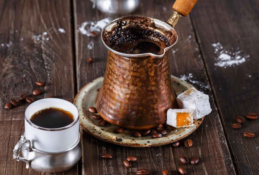 Кофе на Кипре