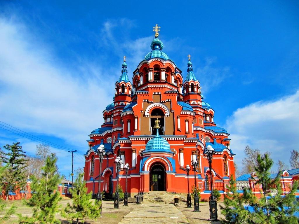 казанский собор в Иркутске